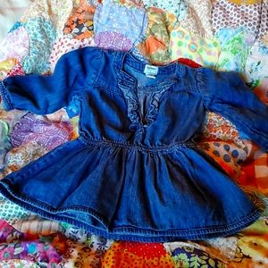 OLD NAVY Cute Denim Dress